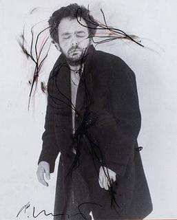 Arnulf Rainer (Baden 1929)  - Self-portrait, 1976