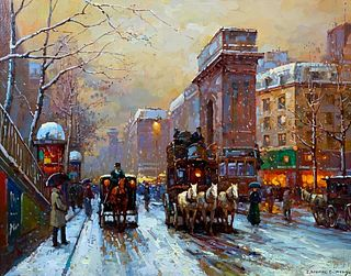 In the Style of Edouard Leon Cortes (French 1882-1969)