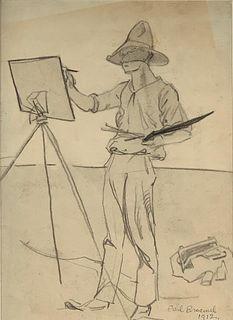 Carl Broemel (American, Cleveland School, 1891-1984)