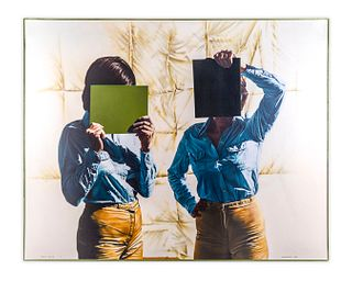 Ben Mahmoud (American, 1935-2009) Untitled, 1979