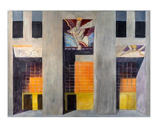 Birgit Megerle (American, b. 1975) The Entrance