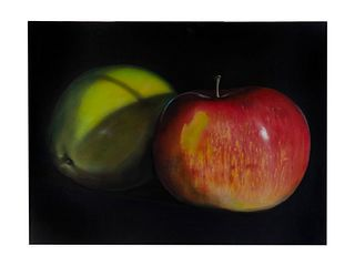 Tom Seghi (American, b. 1942) Apples