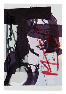 Andy Warhol (American, 1928-1987) Jagger