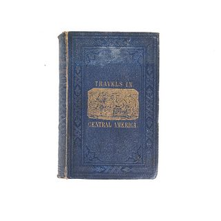 Stephens, John L. Incidents of Travel in Central America, Chiapas and Yucatan. London: Arthur Hall, Virtue & Co., 1854.