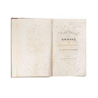Rugendas, Johann Mortiz (1802 - 1858). Voyage Pittoresque dans le Brésil. Paris: Engelmann & Cie., 1835. First edition.