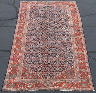 PALACE SIZE HANDWOVEN SULTANABAD CARPET