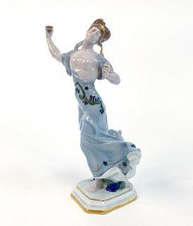 """FERDINAND LIEBERMANN, """"GREEK DANCER"""" FIGURINE"""