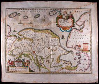 Gerhard MERCATOR (1512-1594) Map