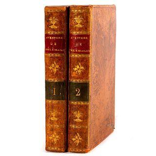 Les Aventures de Telemaque: Two Volumes (1810)