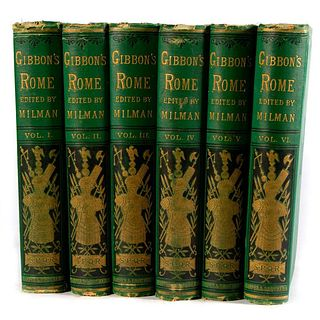 The History of the Decline and Fall of the Roman Empire (1879)