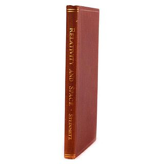 Four Lectures on Relativity and Space (1923)