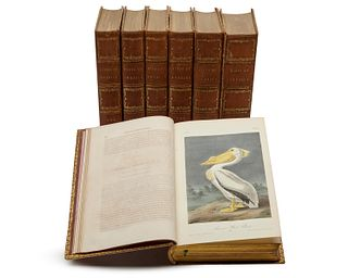 Audubon, John James (1785-1851). The Birds of America, from Drawings Made in the United States and their Territories. New York and Philadelphia: Publi