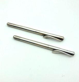 Peretti for Tiffany & Co. Sterling Silver Pens, 2