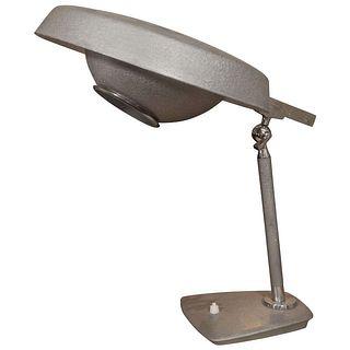 Mid-Century Modern English Industrial Desk Lamp