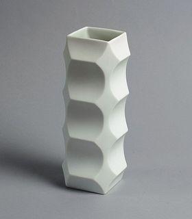 "Modern Heinrich Fuchs ""Archais"" Porcelain Vase"