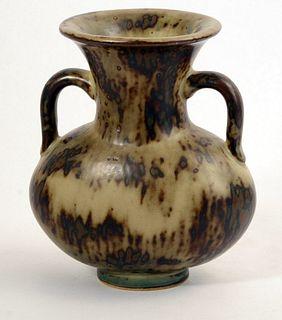 Bode Willumsen for Royal Copenhagen Stoneware Vase