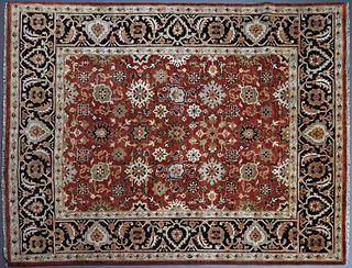 Agra Mahal Carpet, 8' x 10' 2