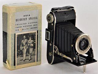 Agfa Readyset Special Camera in Original Box
