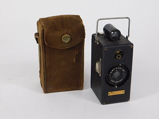 Ansco Memo 35mm Half Frame Camera