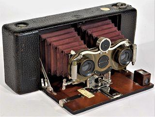 Blair No. 4 Stereo Hawkeye Camera