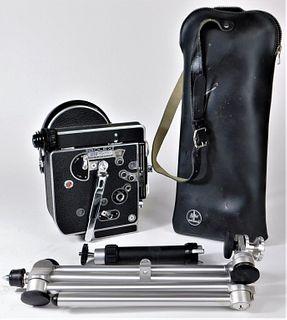 Bolex H16 Reflex 16mm Movie Camera #2