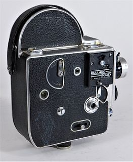Bolex H16 Series 16mm Movie Camera #1