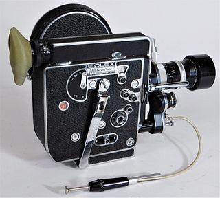 Bolex H8 8mm Reflex Movie Camera #2