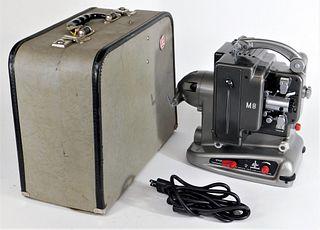 Bolex Paillard M8 8mm Movie Projector