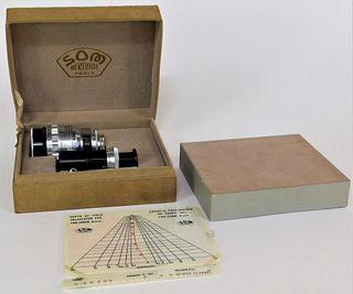 Berthiot Pan-Cinor 12.5-36mm f/2.8 for Bolex