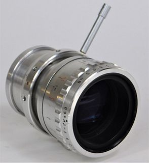 Berthiot Pan-Cinor 20-60mm f/2.8 Lens, Bolex
