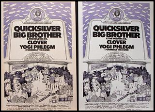 Quicksilver, Big Brother and the Holding Co.
