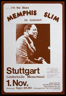 Memphis Slim.
