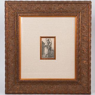 Albrecht Durer (German, 1471-1528) Engraving