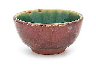 A Chinese Stoneware Bowl Diameter 5 inches.