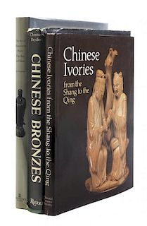 * A Group of Reference Books Pertaining to Chinese Art