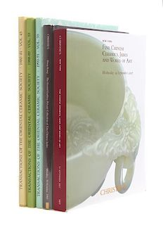 * A Group of Reference Books, Magazines and Catalogues Pertaining to Chinese Art
