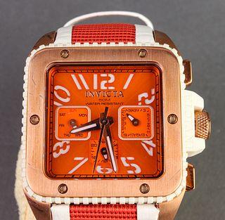 "Invicta ""Cuadro"" #11582 Swiss Quartz Watch"