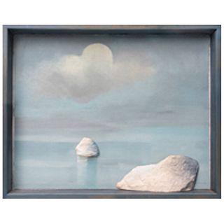 COSTAS TSOCLIS , Stones and sea.