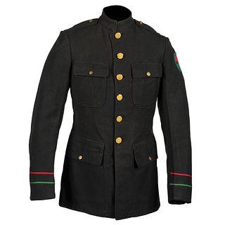 Marcus Garvey African Legion Uniform