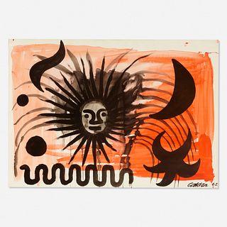 Alexander Calder, Waterface