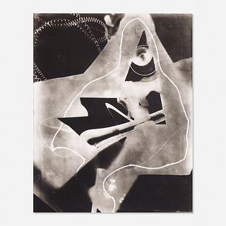 Man Ray, Untitled (Rayograph)