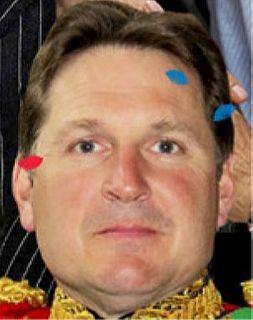 Lieutenant Colonel James Gaselee