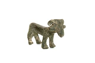 Ancient Greek Bronze Ram c.4th century BC.