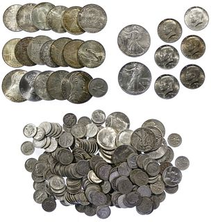 US Silver Assortment