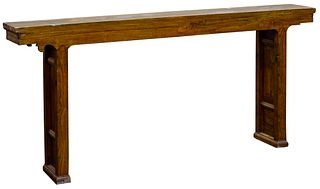 Asian Style Console Table