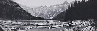 Antique Alaska Photo c1920s