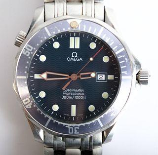 Gents Omega Seamaster Professional 300m Wristwatch