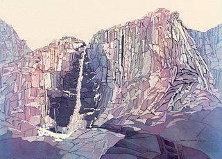 SANDY DELEHANTY, Yosemite Falls III