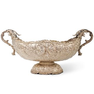 Large Continental 900 Silver Centerpiece