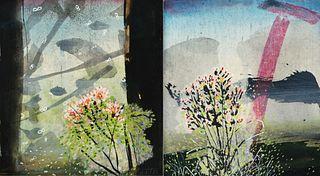 GLENN CARTER, Flowers for Morris